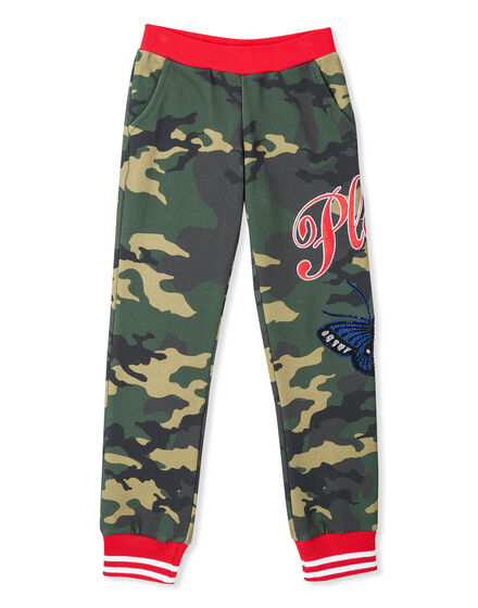 Jogging Trousers Tiger girl P