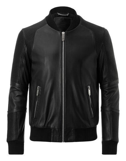 Leather Jacket Dalibor