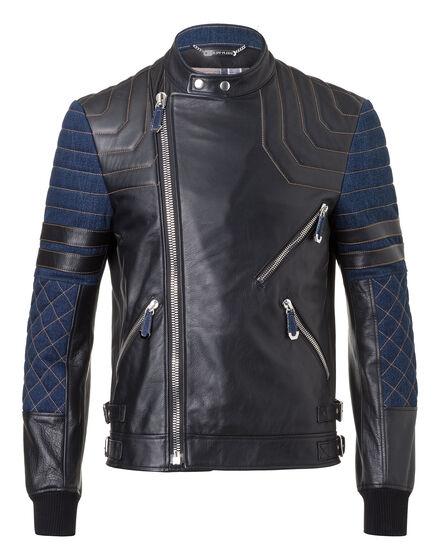 Leather Jacket Niwa