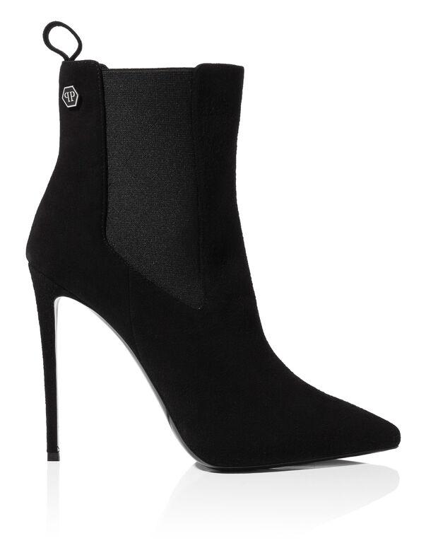 "bootie high heels ""MARLENE"""