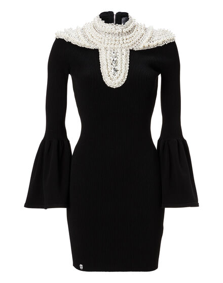 Knit Day Dress Kiss Elly