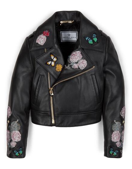 leather jacket merida