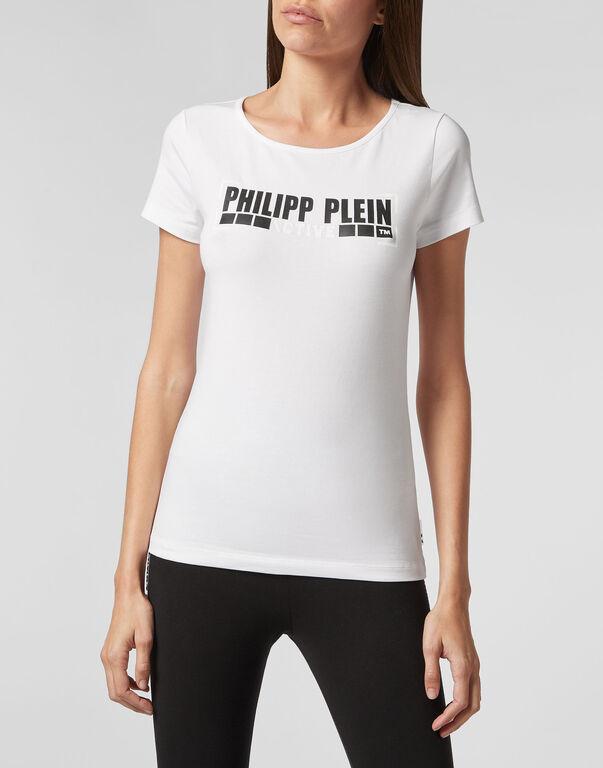 T-shirt Round Neck SS  Stripes