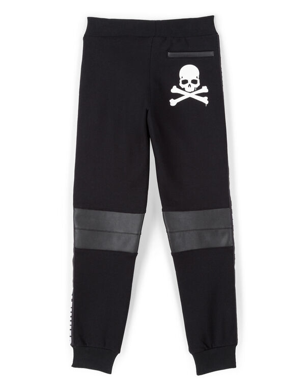 "jogging trousers ""run baby run"""