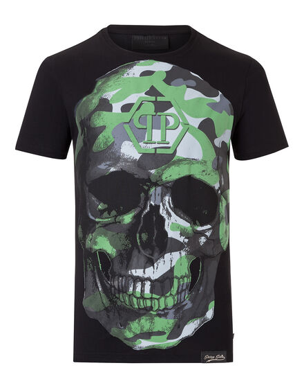 T-shirt Round Neck SS Homme
