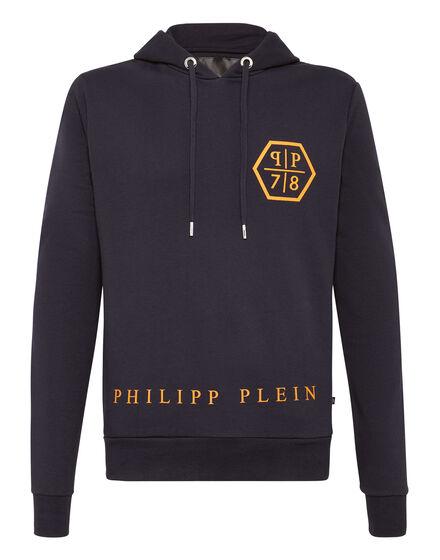 Hoodie sweatshirt Plein