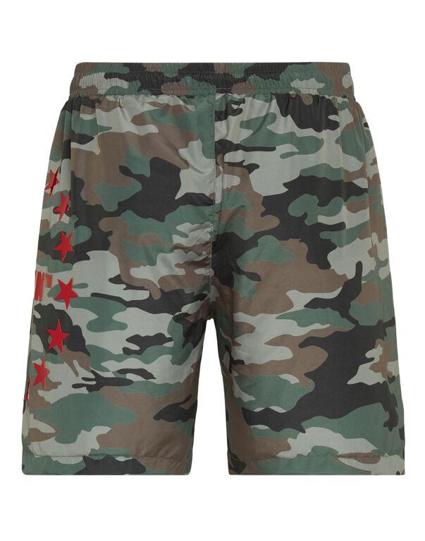 Beachwear Short Trousers Stars