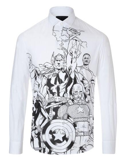 shirt the avengers