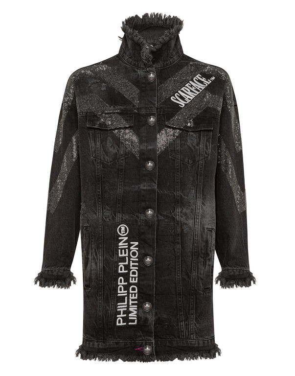 Denim Jacket Scarface