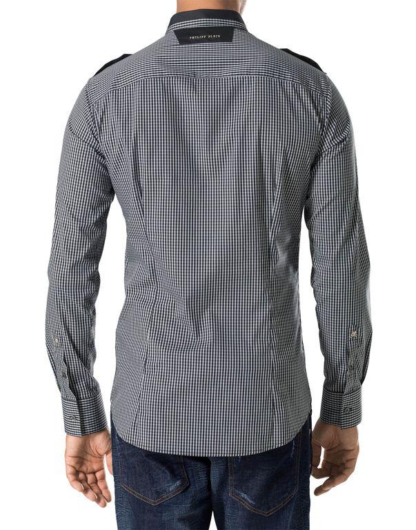 """Shirt Platinum Cut LS """"Dell"""""""
