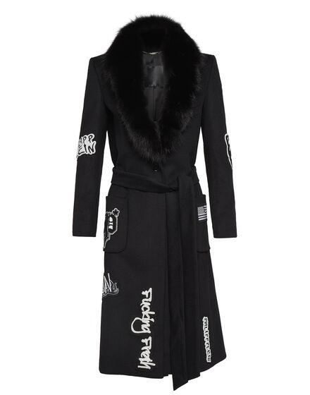 Coat Long Patches