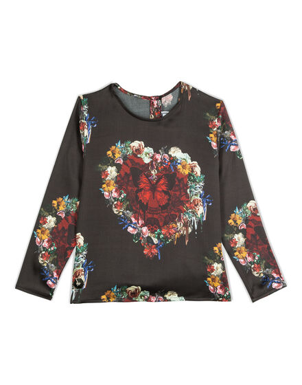 shirt long sleeves secret garden