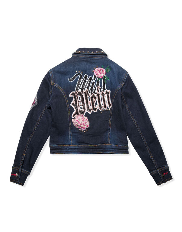 "Denim Jacket ""Carla"""