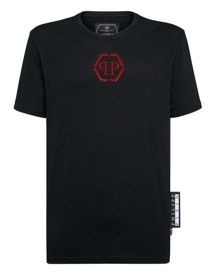 T-shirt Platinum Cut Round Neck PP