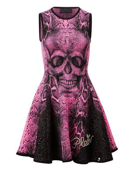 Knit Day Dress Laree Graig
