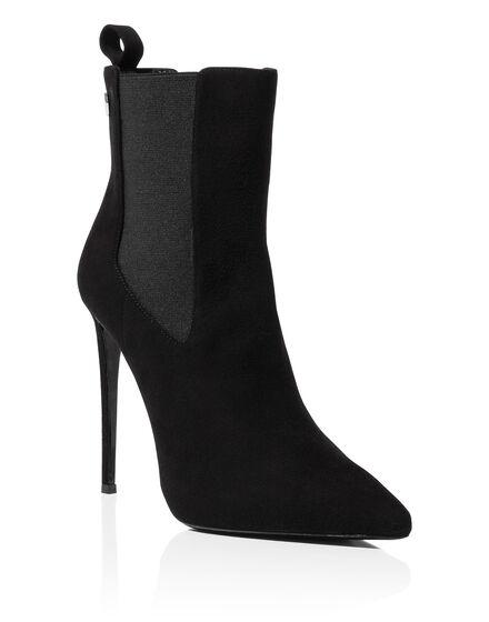 bootie high heels MARLENE