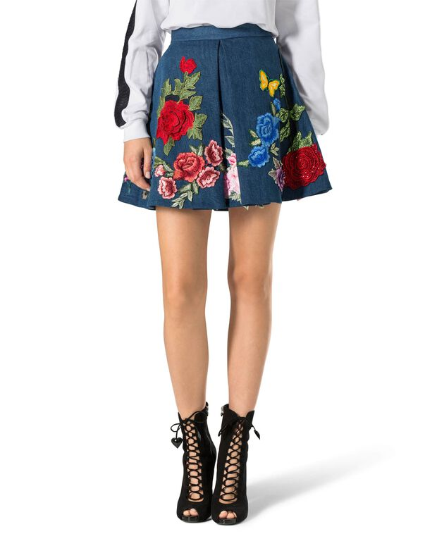 "Denim Skirt ""Calista Berley"""