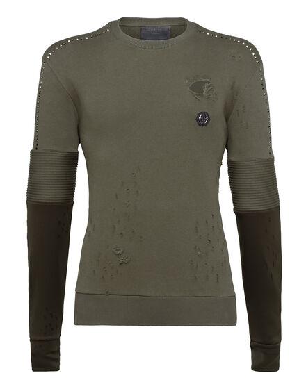Sweatshirt LS Last to Know
