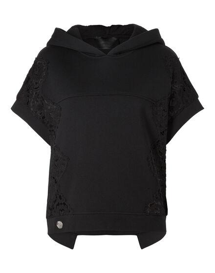 Sweatshirt LS Lace Two