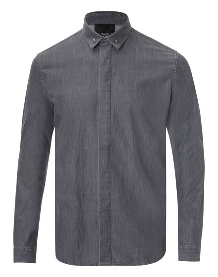 Denim Shirt Ls Jackson