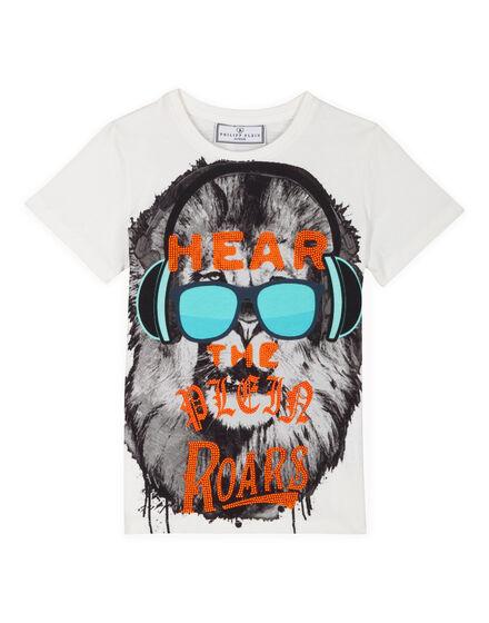T-shirt Round Neck SS Eureka