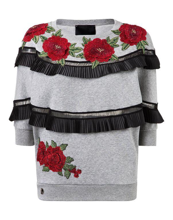"""Sweatshirt LS """"Terra Swan"""""""