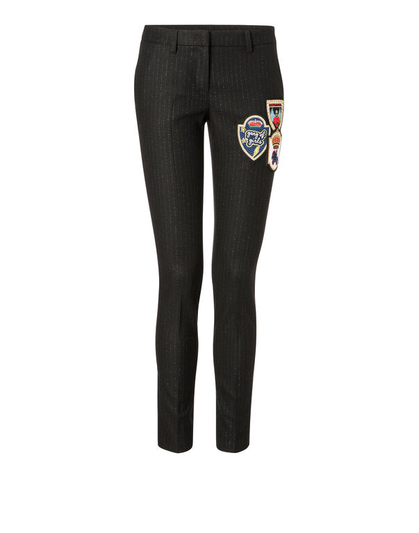 "Long Trousers ""Ljan Patches"""