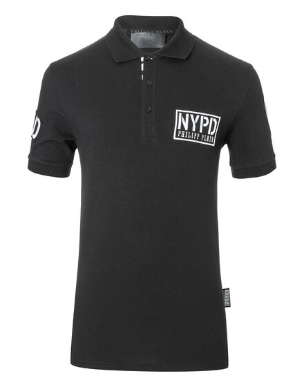 Polo shirt SS NYPD