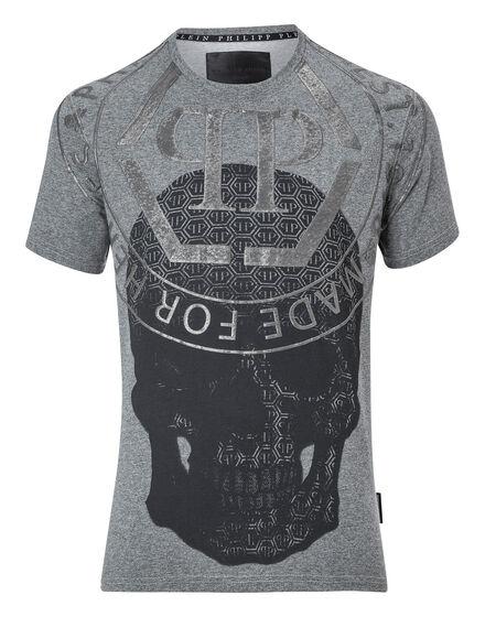 T-shirt Round Neck SS Act