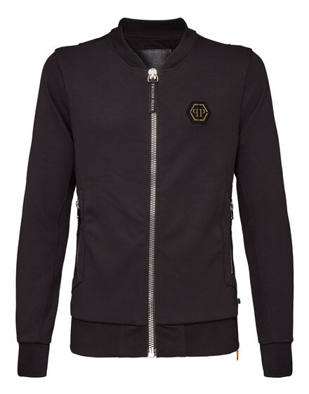 Jogging Jacket Sex with
