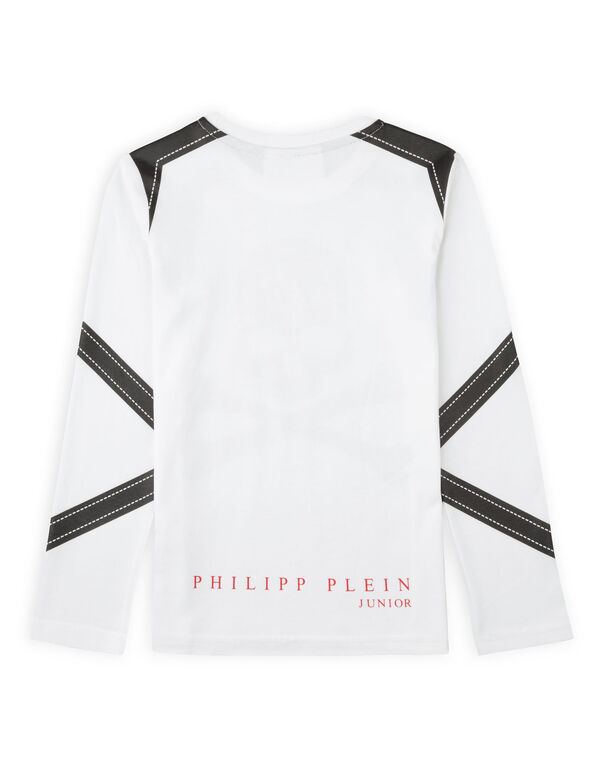 "t-shirt long sleeves ""aster"""
