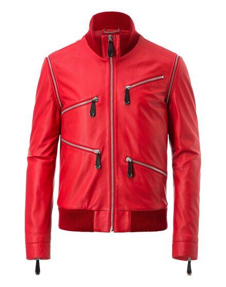 Leather Jacket Mood