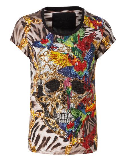 T-shirt Round Neck SS Martha