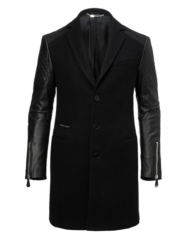 "Coat Long ""Uncontrollable"""