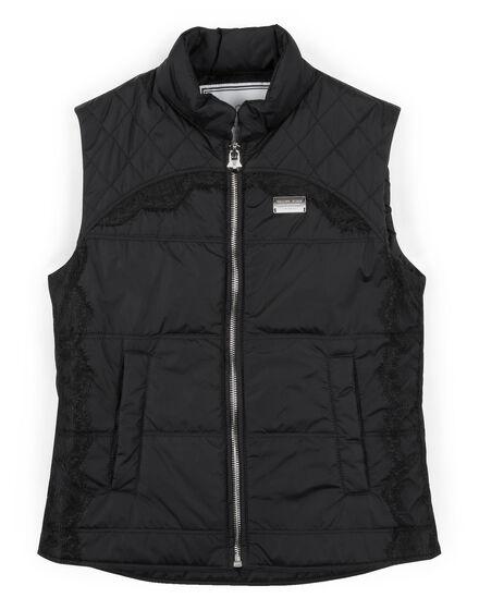 nylon vest nice day
