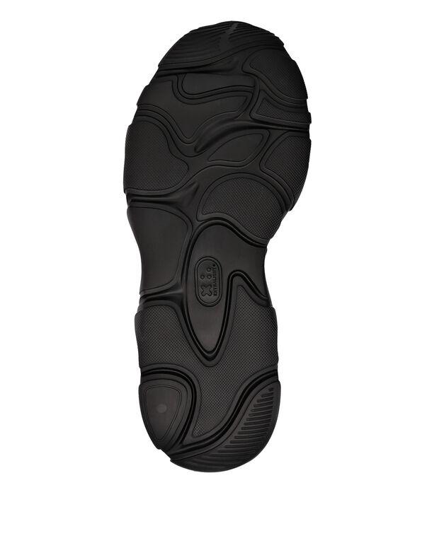 Hi-Top Sneakers Gothic Plein