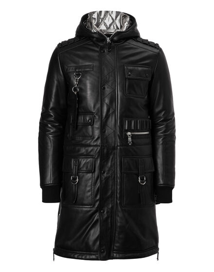 Leather Parka Honor