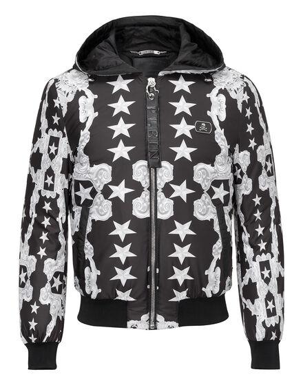 nylon jacket new dawn