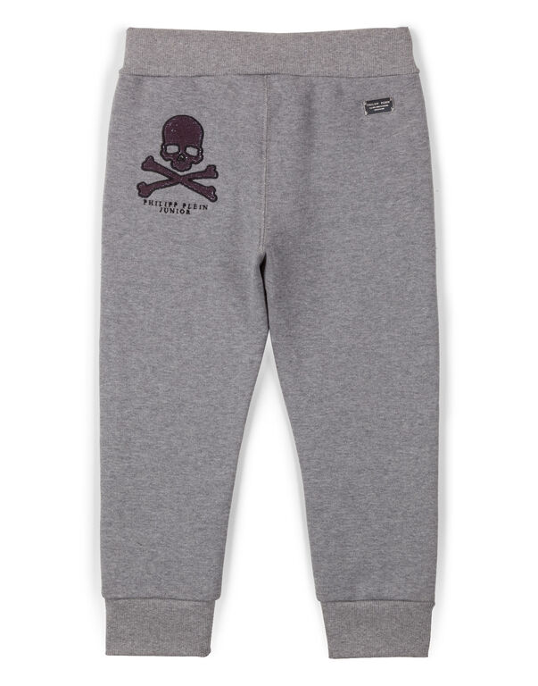 "jogging trousers ""be our guest"""