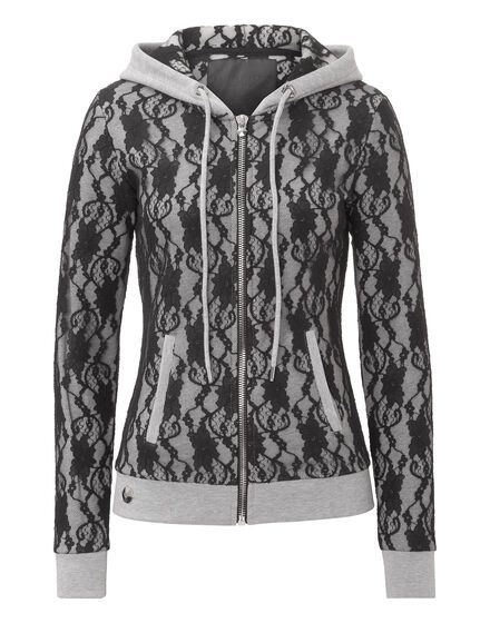 hooded jacket contessa