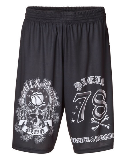 Jogging Shorts Brass
