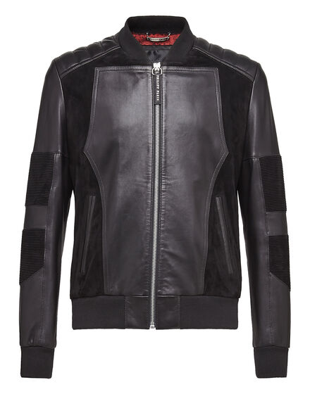 Leather Bomber Mournful sound