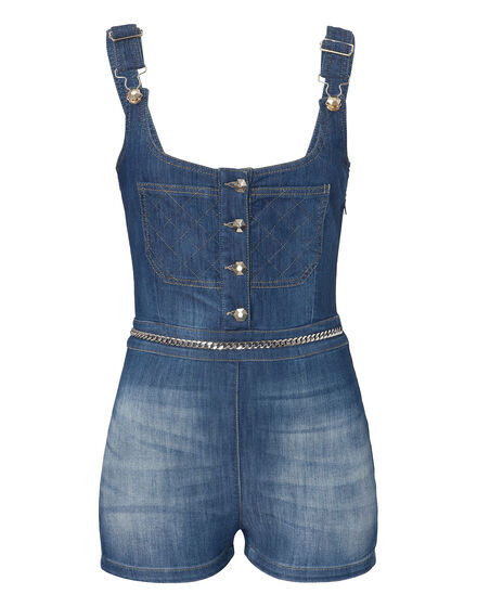 Denim Jumpsuit High Line