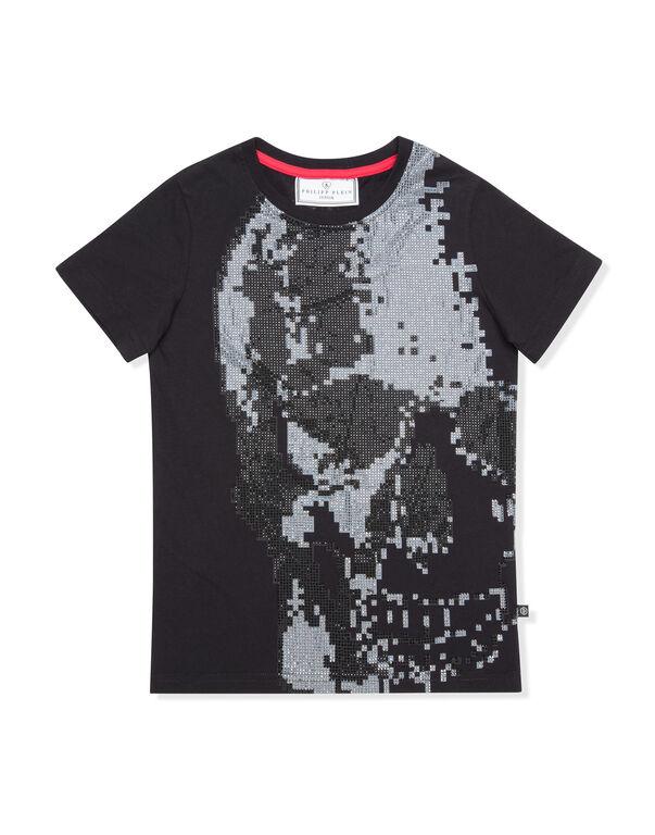 "T-shirt Round Neck SS ""Cedric"""
