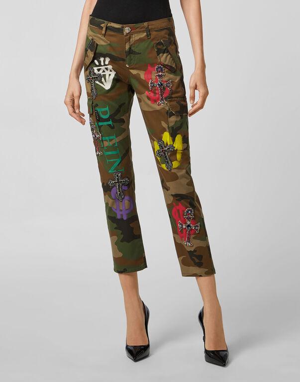 Long Trousers Graffiti