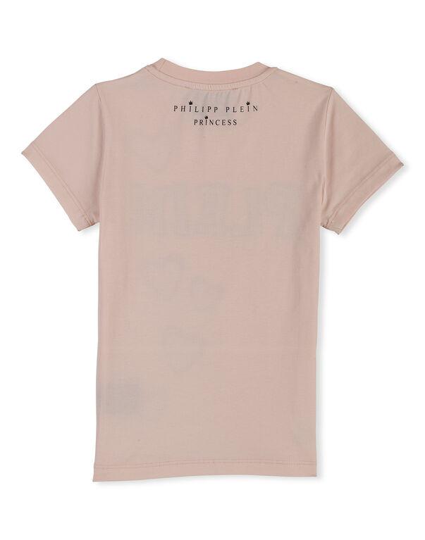 "T-shirt Round Neck SS ""Pride Lara"""