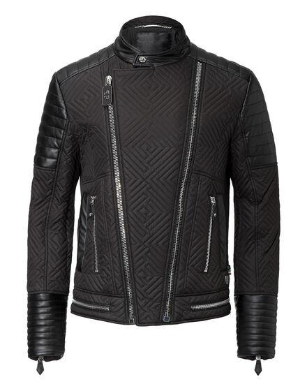 nylon jacket your star