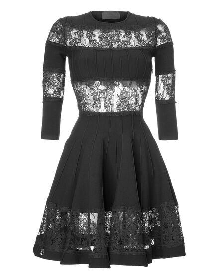 short dress waiting for