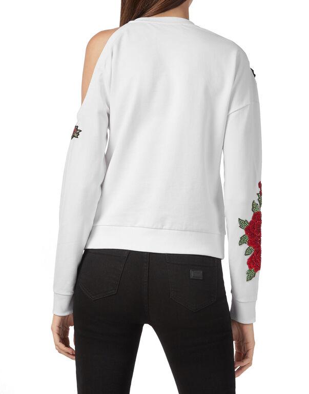 "Sweatshirt LS ""Viola Viviani"""