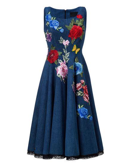 Denim Dress Leona Baxter